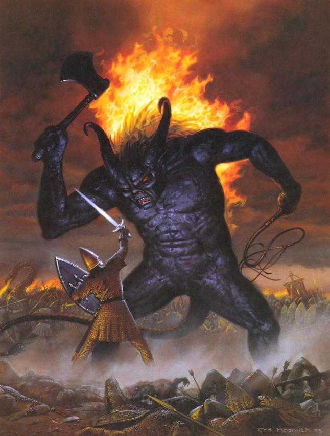 batalha satanás